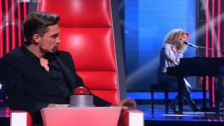 """Голос 3 сезон - Екатерина Шемякина """"Get lucky""""  5 выпуск"""