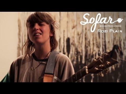 Rozi Plain - There Is No Day (Sun Ra Cover) | Sofar Paris