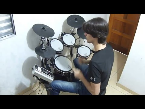 Simple Plan - Perfect (Drum Cover) Renato RBG - Roland Td9 - V-Drums