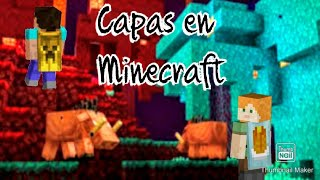 Cómo conseguir capas en Minecraft Bedrock