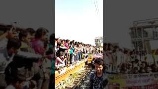 Railway चक्का जाम Group D के Result के खिलाफ