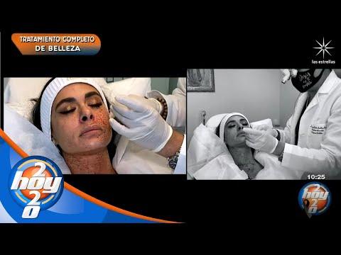 Galilea Montijo recibe tratamiento de belleza completo | Hoy