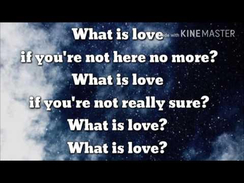 V Bozeman - What Is Love _ lyrics