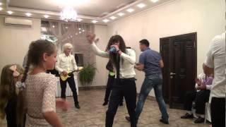 Виталик и Аделина Свадебный день
