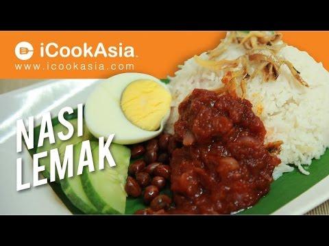 resepi-nasi-lemak-|-icookasia