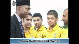Memories of the 38th National MKA UK Ijtema 2010 - Video