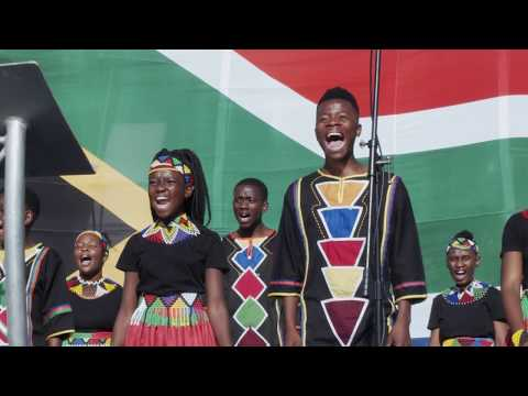 Ndlovu Youth Choir Springbok Welcome Mp3