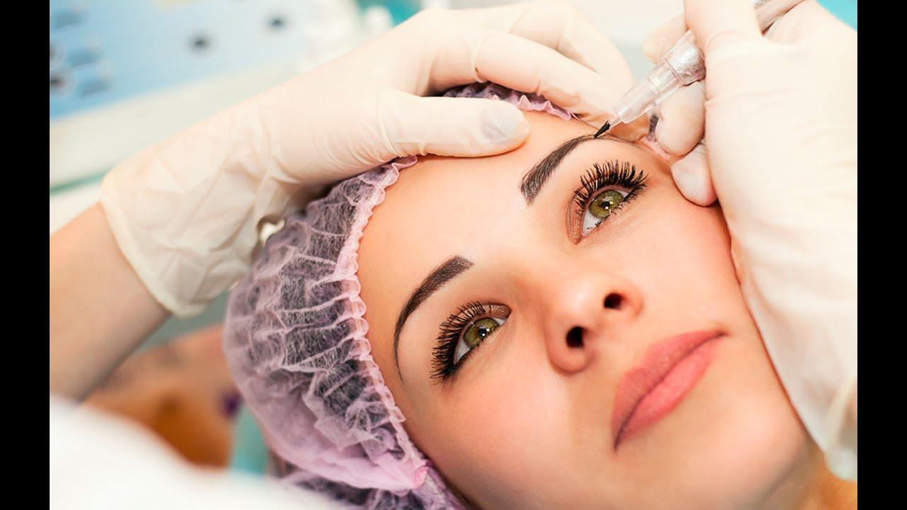 Перманентный макияж (татуаж). Показания. Противопоказания 56