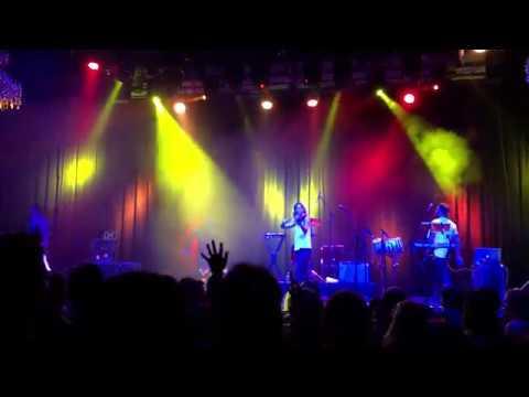 Delhi 2 Dublin live at The Filmore - San Francisco