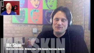 Mr. Skin on how to size up the 2011 Anatomy Awards (2 of 2; March 2, 2011)