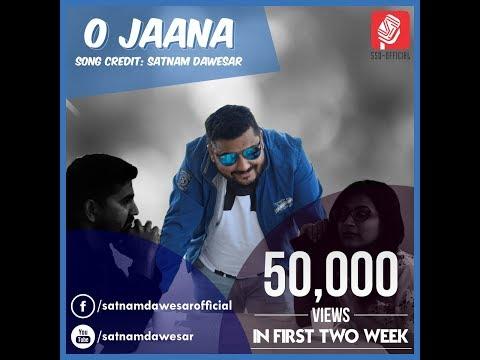 O Jaana Na Jaana - Jab Pyar Kisisi Se Hota Hai | Unplugged Cover | Satnam Dawesar | Reprise |