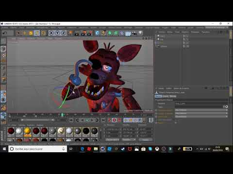 Full Download] Papercraft Live Editing Foxy Child Fnaf 4