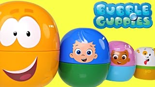 Bubble Guppies Toy and Playset Videos