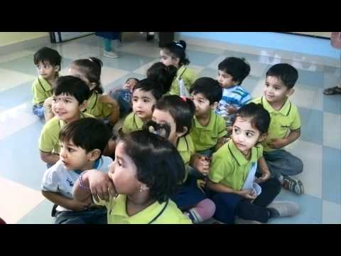 Fairyland Eurokids Preschool, Rajkot.. Teaching Playgroup Class