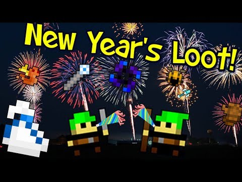 New Year's ResoLOOTion -Lost Halls, Shatters Events, Event Whites and More- RotMG Loot 24