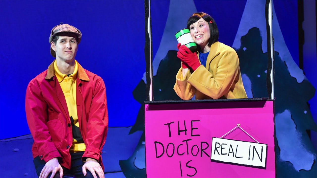 A Charlie Brown Christmas Live On Stage.A Charlie Brown Christmas Live On Stage November 23