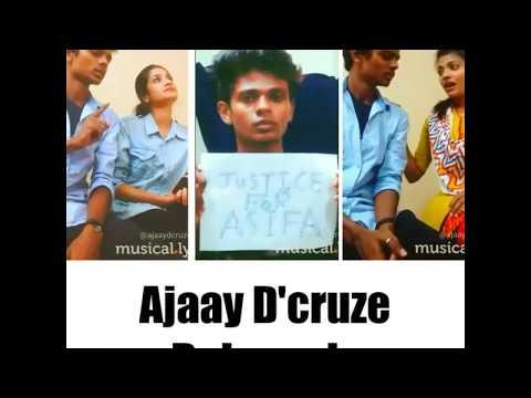 Tamil Musically - Ajaay D'cruze