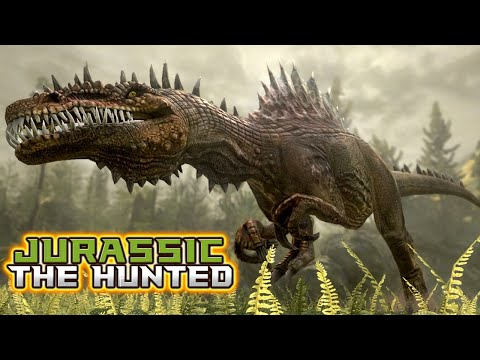 DINOSAURS!!! - Jurassic : The Hunted   Ep1   HD