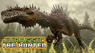 DINOSAURS!!! - Jurassic : The Hunted | Ep1 | HD