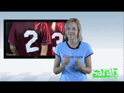 Episode 6 SarahRD.tv - Kids Sport Snacks - Easy Healthy Snack Ideas