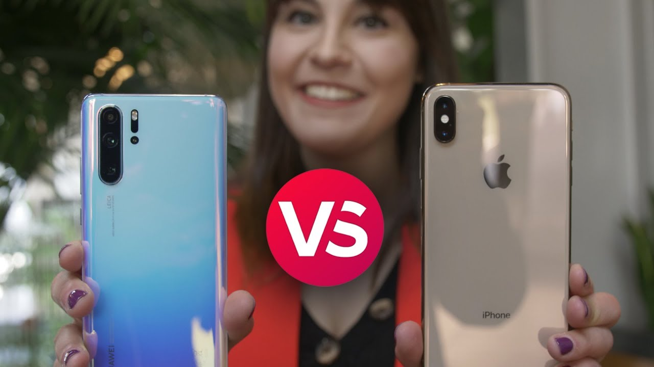 Iphone Xs Max Vs Huawei P30 Pro Camera Comparison