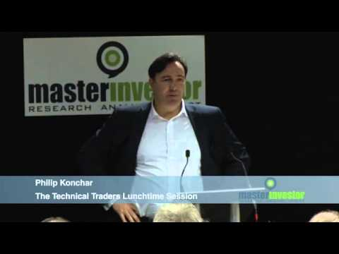 The Technical Traders' Lunchtime Session at the Master Investor Show 2015