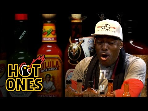 "Coolio Talks Hip-Hop Cooking and ""Gangsta's Paradise"" Folklore While Eating Spicy Wings 