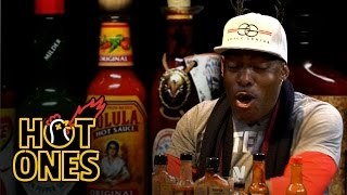Coolio Talks Hip-Hop Cooking and Gangstas Paradise Folklore While Eating Spicy Wings | Hot Ones YouTube Videos