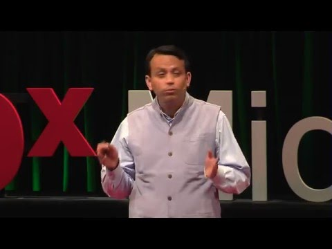 Future of global development is supporting local solutions | Adarsh Desai | TEDxMidAtlantic