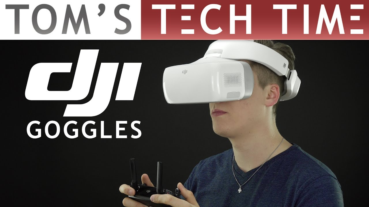 DJI Goggles Review   Watch This Before You Buy It!