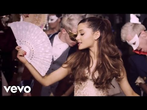 Thumbnail: Ariana Grande - Right There ft. Big Sean