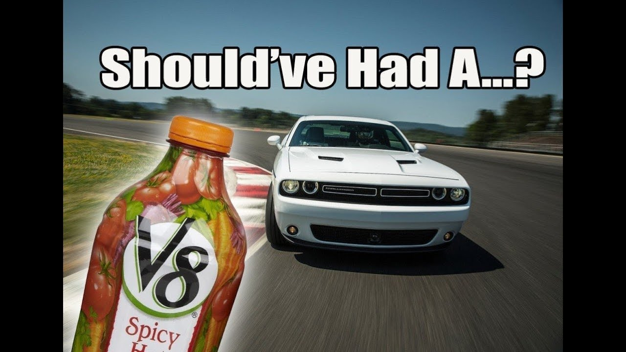Why Do V6 And 4 Cylinder Muscle Cars