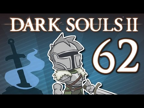 Dark Souls II - #62 - The Fume Knight - Side Quest