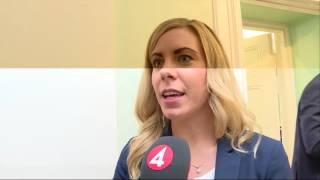 Flera frågor obesvarade efter IT-skandal - Nyheterna (TV4)