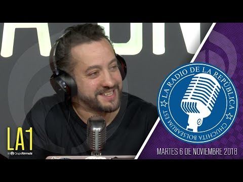 #LA1 - AMLO: Ni me aislo, ni fracaso - La Radio de la República - @ChumelTorrres