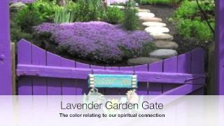 Therapeutic Garden Gate Ideas for Breast Cancer Healing Garden