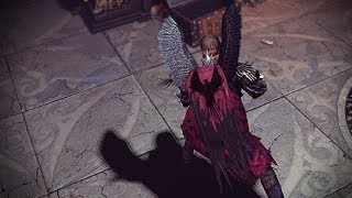Path of Exile: Raven Cloak