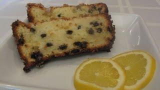 Glazed Irish Tea Cake -- Lynn's Recipes