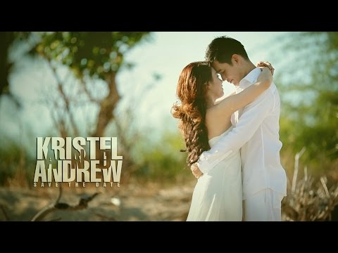 Andrew & Kristel Save the date
