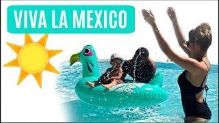 HALLO MEXICO ➡️ ROOMTOUR UNSERE PRIVATVILLA