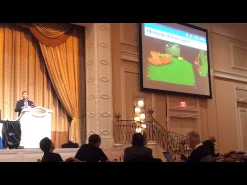 Prof. Alberto Broggi Opening Keynote at IEEE VTC in Las Vegas, on Sept 3, 2013