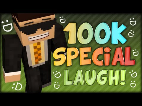 100K SPECIAL -- LAUGH MONTAGE!
