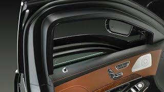 Mercedes-Benz S-Class S 600 Guard 2015 Videos