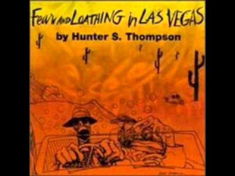 Fear and Loathing in Las Vegas Cd Audiobook Hunter S. Thompson FULL CD Free Download