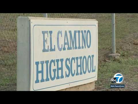 Weapons cache found after alleged threat to El Camino HS   ABC7