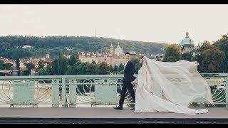 Wedding Trailer in Prague - 2017 C&W