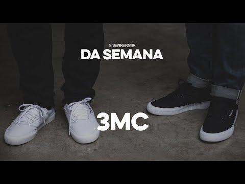 Sneakers da Semana - adidas 3MC