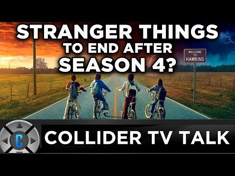 Stranger Things To End After Season 4?