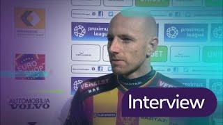 Interviews / Roeselare - Mechelen / Mechelen 23/11/2018