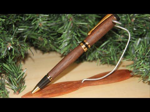 Pen Making 101 -  Americana Style Pen